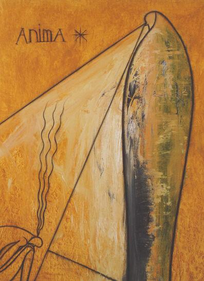 José Bedia, 'Anima', 1999