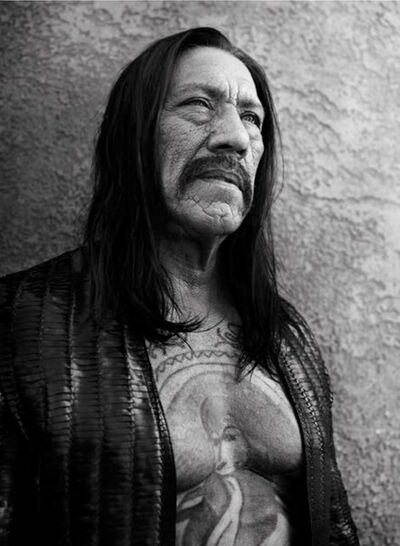 Bryan Guy Adams, 'Danny Trejo, Los Angeles', 2011