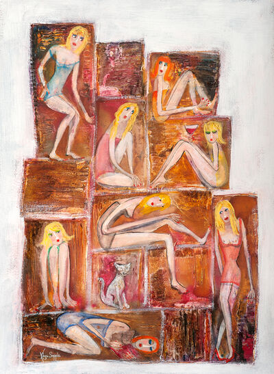Rosa Sepple, 'All Boxed Up', 2015
