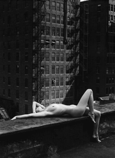 Patrick Demarchelier, 'Nude, New York', 1975