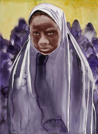 Patricia Cronin, 'Chibok Student', 2016