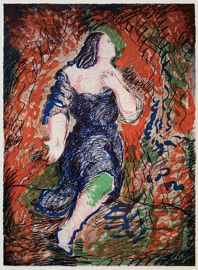 Sandro Chia, 'Il Trovatore', 1983