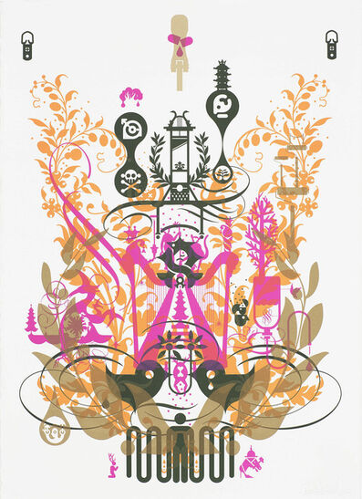 Ryan McGinness, 'Soma 2', 2012