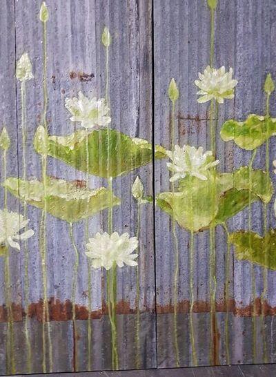 Wittaya Pised, 'The Lotus Garden ', 2018