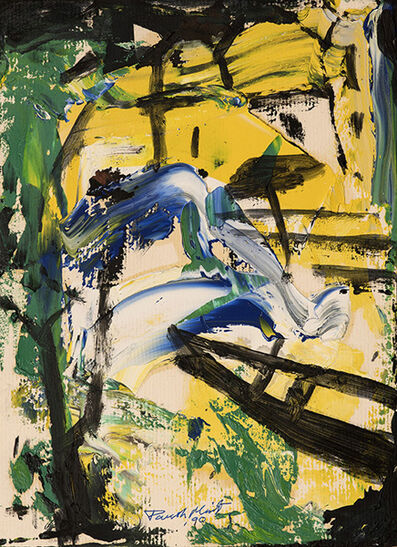 Paresh Maity, 'Untitled', 1990