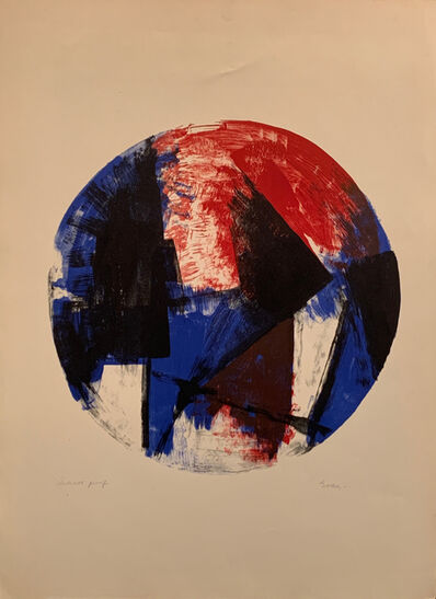 Cleve Gray, 'Untitled', 1962