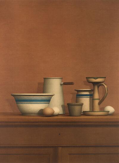 William Bailey, 'Still Life', 1975