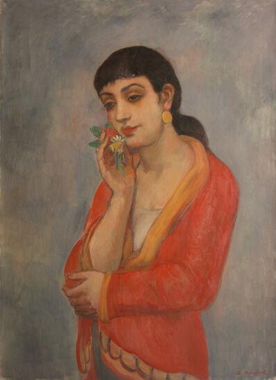 Bernard Karfiol, 'Havana Beauty', ca. 1945