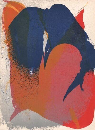 Paul Jenkins, 'Composition for L'Atelier Mourlot', 1964