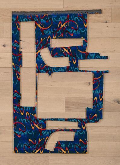 Jessica Vaughn, 'South Beach Blue No.389', 2017