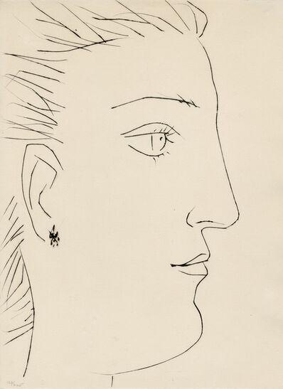 Pablo Picasso, 'La Naissance d'une Princesse', 1953