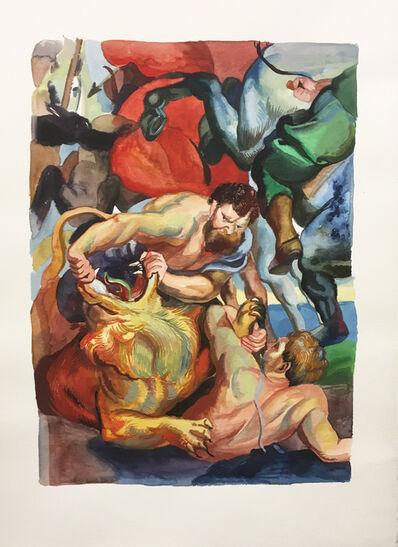 Thomas John Carlson, 'Rubens Study 3', 2017