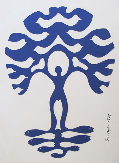Edwina Sandys, 'Tree of Life', 1999