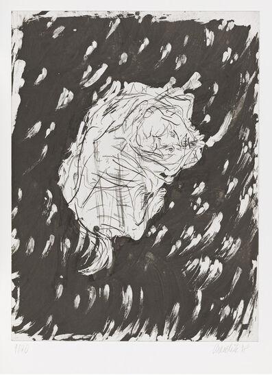 "Georg Baselitz, 'Nero, from ""Schlafende Hunde""', 1998-1999"