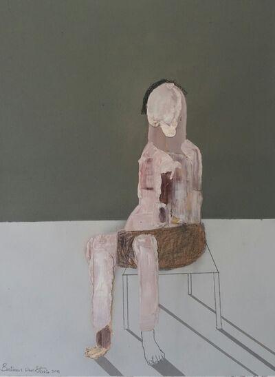 Bastiaan van Stenis, 'Studio Nude', 2019