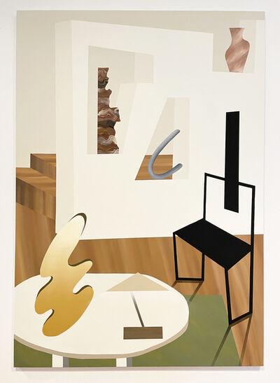 Garance Vallée, 'Une place à table', 2020