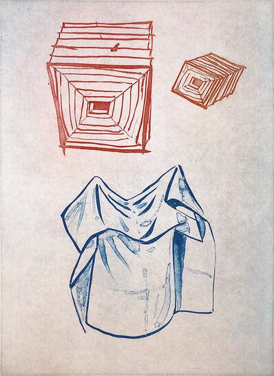 David Salle, 'Paper Lanterns', 1998