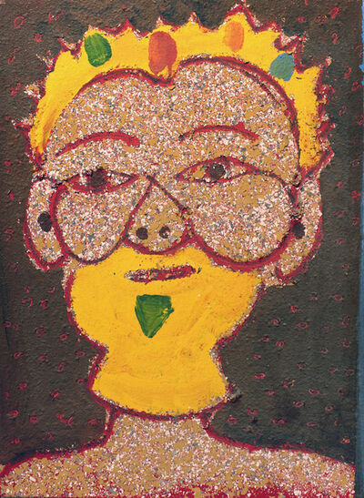 Isaiah Zagar, 'Yellow Beard Isaiah ', 1984