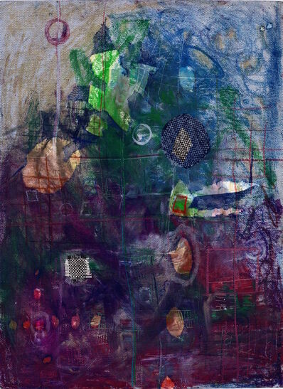 Leikun Nahusenay, 'Mixed Media Series II - Beyond', 2015