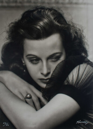 George Hurrell, 'Hedy Lamarr', 1930's