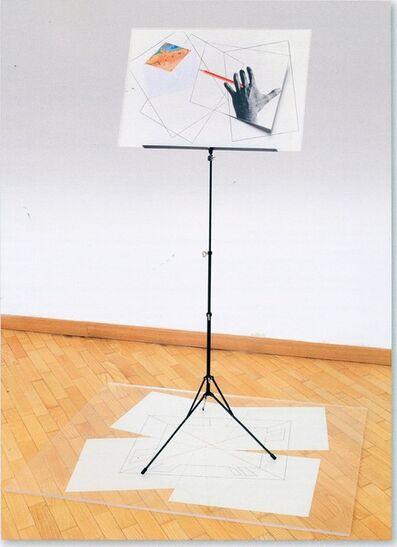 Giulio Paolini, 'Voyage autour de ma chambre', 2011