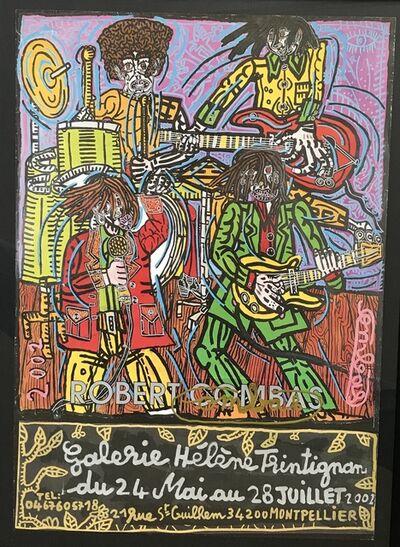 Robert Combas, 'Exhibition Combas, Galerie Hélène Trintignan', 2002