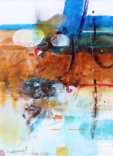 Mohammad Al Ameri, 'Hidden Letters', 2020