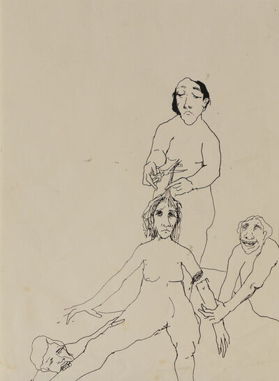 Lynn Hershman Leeson, 'Untitled (LH1856)', mid-1960s