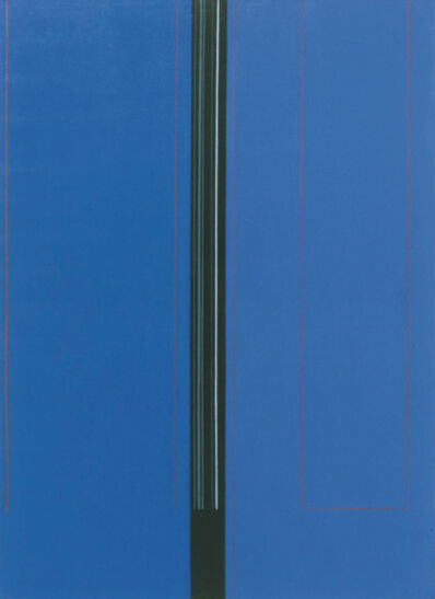 Luc Peire, 'Paladru', 1969