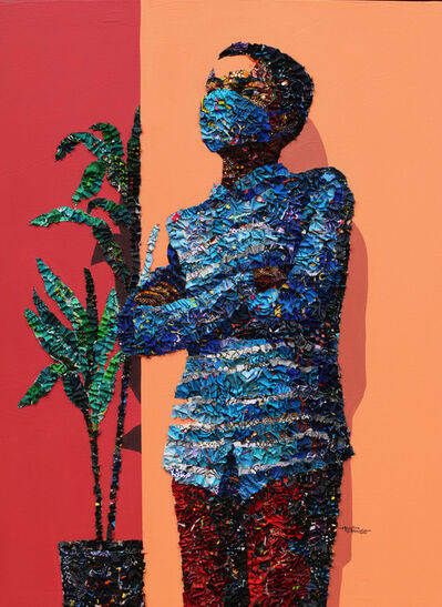Marcellina Akpojotor, 'New Look II', 2020