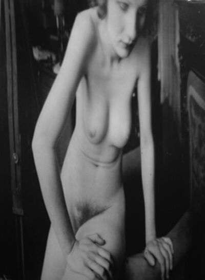 André Kertész, 'Distortion #94, Paris', 1933