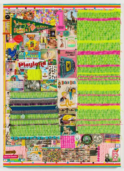Kelly McCafferty, 'Green', 2018