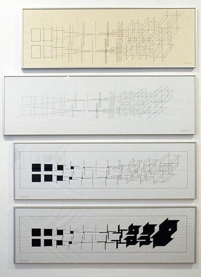 Attila Kovács, 'Transmutation', 1969
