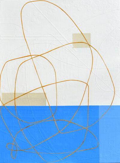Maura Segal, 'Two Waves', 2018