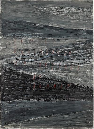 ARPAÏS du bois, 'Tenter d'éclaircir un paysage de demain', 2017