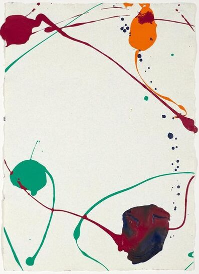 Sam Francis, 'Untitled', 1987
