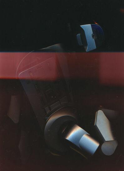 Yuri Pattison, 'AIBO, overcoming modernity, scan 3', 2015