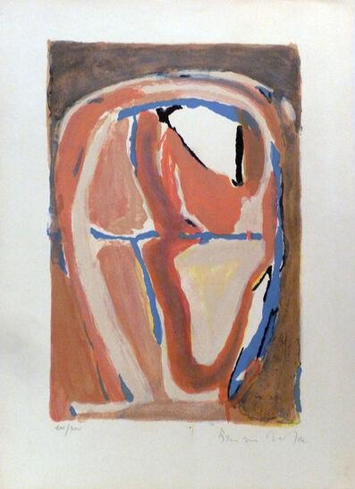 Bram van Velde, ' Sans titre', ca. 1970