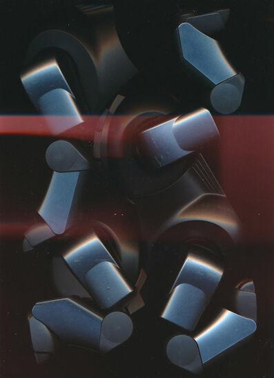 Yuri Pattison, 'AIBO, overcoming modernity, scan 2', 2015