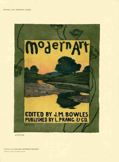 Arthur Wesley Dow, 'Arthur W. Dow - Modern Art - 1897', 1897