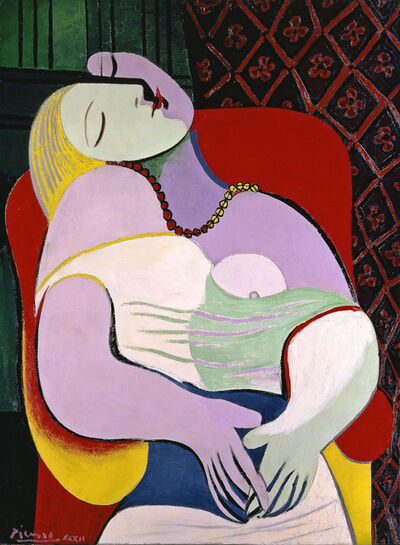 Pablo Picasso, 'The Dream (Le Rêve)', 1932