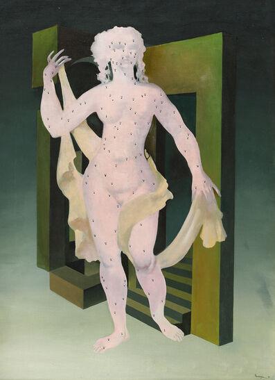 Jules Perahim, 'Grains de beauté', 1971