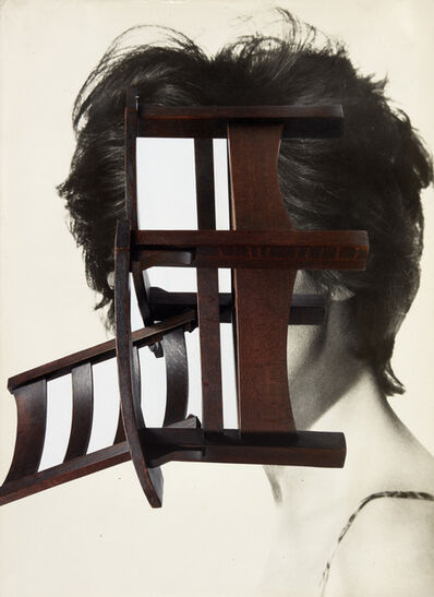 Linder, 'Petit Relief', 2017