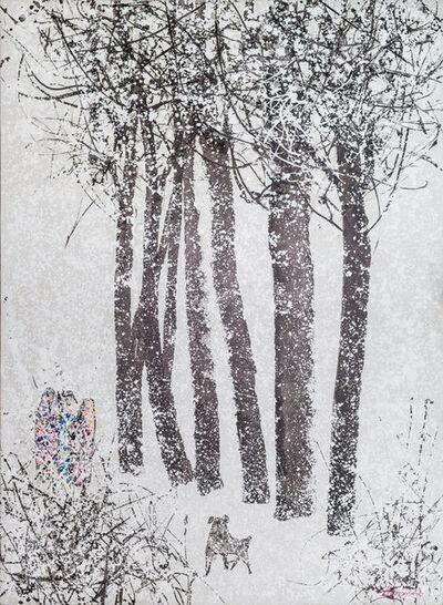 Farrukh Negmatzade, 'Snowfall', 2017
