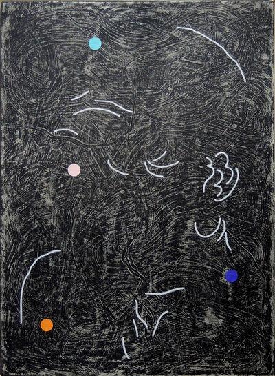 Andrea Carpita, 'Minimum Portrait (Katsushika #2)', 2017