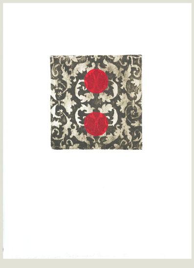Liz Parkinson, 'Woodland Interiors Suite, Cottonwood Shadows, drypoint and flocking, unframed', 2019