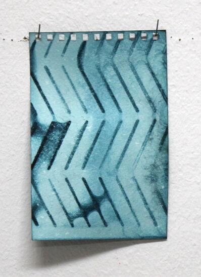 Christian Frosch, 'aquarell AQ PB (WN) #5', 2014
