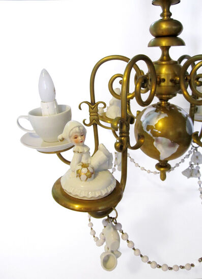 Claudia Hersz, 'Always tea time', 2013