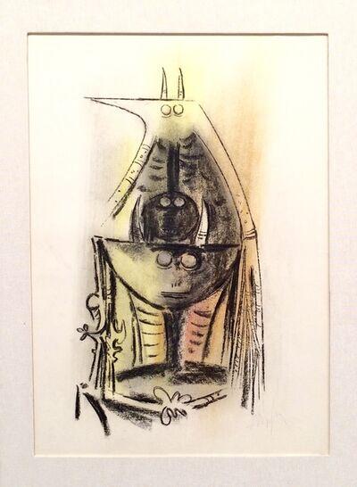 Wifredo Lam, '(Totem)', ca. 1970