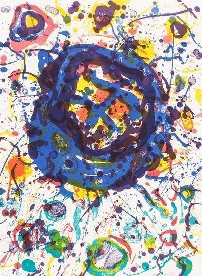 Sam Francis, 'Poèmes dans le ciel', 1980-1990